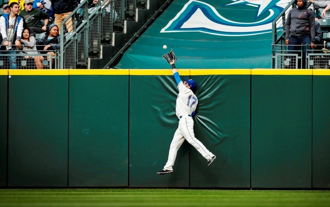 The Mariners Outfield Looks Rebuilt