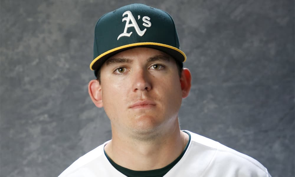 Ryon Healy Out 4-6 Weeks, Which Probably Doesn't Matter